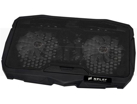 Cooler Gaming NPLAY Unstoppable 3.0 em Preto e Azul | [6433386 ]
