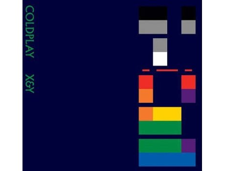 CD Coldplay - X & Y — Pop-Rock