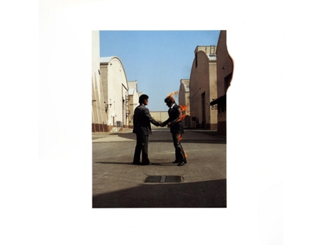 Vinil Pink Floyd - Wish You Were Here 2011 - Remaster - — Pop-Rock