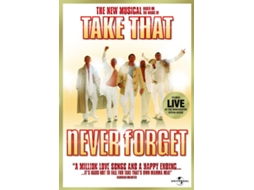 DVD Cast Of Never Forget The Musical - Never Forget
