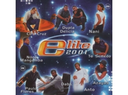 CD Vários-Elite 2001 — Música do Mundo