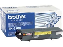 Toner BROTHER TN3280 Preto (TN-3280) — Azul