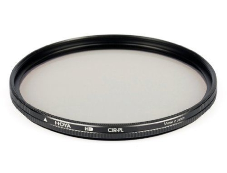Filtro Polarizador HOYA PL-CIR HD Series 55mm — 55 mm