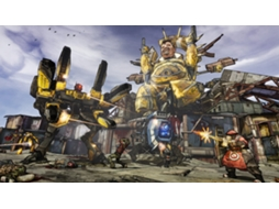 Jogo PS3 Borderlands Collection 1 & 2 — FPS | Idade Mínima Recomendada: 18