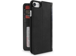 Capa TWELVE SOUTH Bookbook iPhone 7, 8 Preto — Compatibilidade: iPhone 7, 8