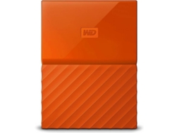 Disco Externo HDD  2.5'' WESTERN DIGITAL USB 2 TB — 2.5'' | 2 TB
