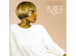 CD Mary J. Blige - Growing Pains — Soul/Hip-Hop/Rhythm and blues