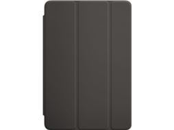 Capa Tablet APPLE Smart Cover (iPad Mini 4 - 7.9'' - Cinzento) — Cinza