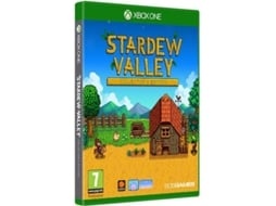 Jogo Xbox One Stardew Valley (Collectors Edition) — RPG | Idade mínima recomendada: 7