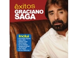 CD Graciano Saga - Êxitos — Portuguesa