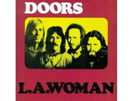 Vinil The Doors - La Woman — Alternativa / Indie / Folk