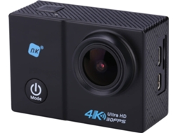 Action Cam  NK ULTRA ALTA 4K — 4K / 16 MP / Autonomia: até 70 minutos