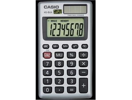 Calculadora Básica CASIO HS8V | [3621753 ]