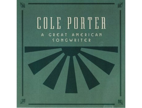 CD Cole Porter: A Great American Songwriter