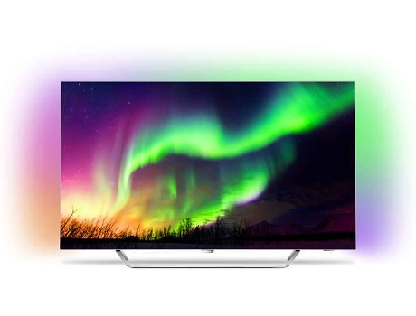 TV OLED 4K Ultra HD 65'' PHILIPS 65OLED873 — 4K Ultra HD