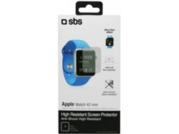 Película Simples SBS Glass Apple Watch — Compatibilidade: Apple Watch