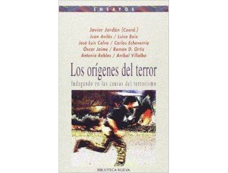 Livro Origenes Del Terror