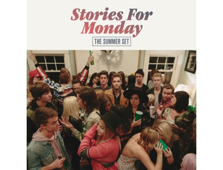 CD The Summer Set - Stories For Monday — Pop-Rock