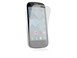 Película Simples SBS Anti-Glare Alcatel One Touch Pop C3 — Compatibilidade: Alcatel One Touch Pop C3