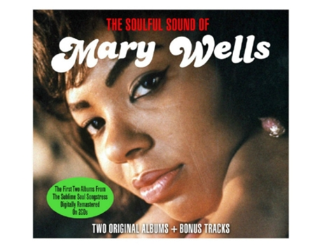CD Mary Wells - The Soulful Sound Of Mary Wells