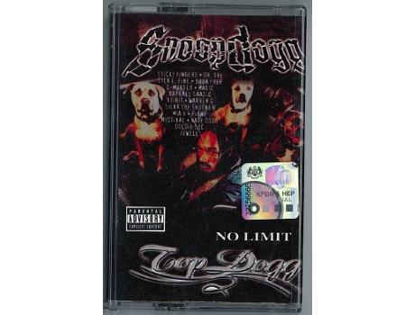 Cassete Snoop Dogg - No Limit Top Dogg