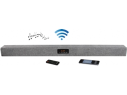 Soundbar CLIPSONIC TES163 (40W  - Canais: 2.1) — Bluetooth | 40W