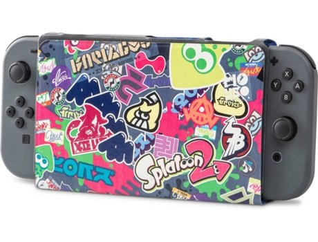 Bolsa Hybrid Splatoon — Compatibilidade: Nintendo Switch