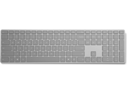 Teclado Wireless MICROSOFT Surface Cinzento — Compatibilidade: Surface Pro
