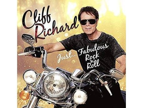 CD Cliff Richards - Just... Fabulous — Música do Mundo