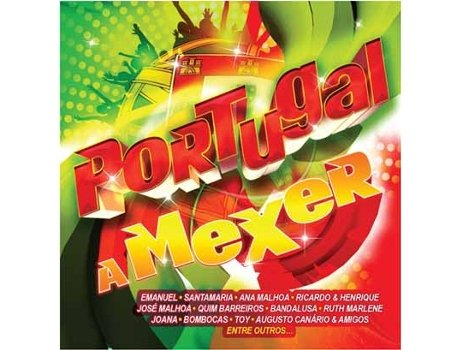 CD Portugal a Mexer — Portuguesa