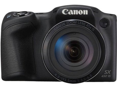 Cam Dig Canon Powershot Sx432 Is   [6076037 ]