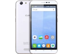 Smartphone CUBOT Dinosauro 16GB Branco — Android 6.0 / 5.5'' / MTK6735 64bit Quad Core 1.3GHz