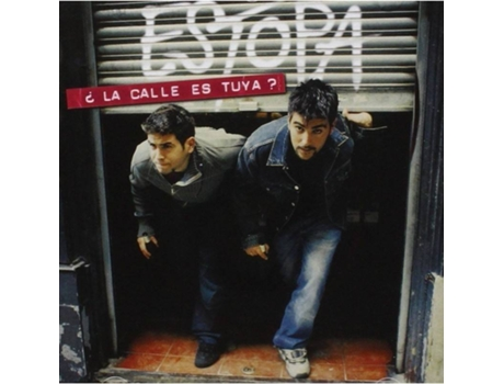 CD Estopa - La Calle Es Tuya? — Pop-Rock
