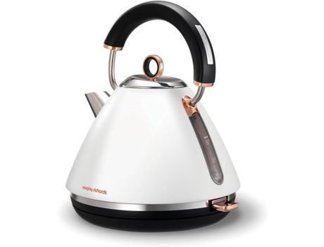 Chaleira MORPHY RICHARDS 1,5L White Rose Gold 102106 — 3000 W / 1.5 L