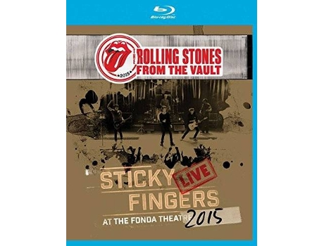 BD The Rolling Stones - Sticky Finger