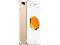Smartphone APPLE iPhone 7 Plus 32GB Dourado — iOS 10 | 5.5'' | A10 Fusion