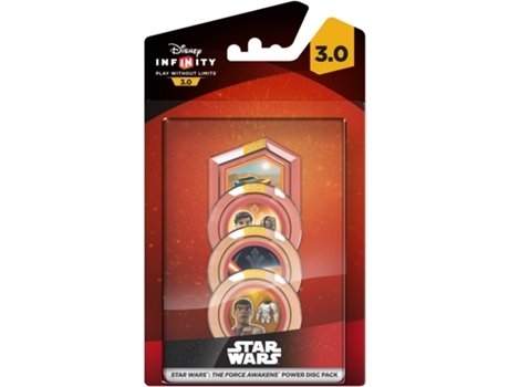 Figura Disney Infinity 3.0 Star Wars: Power Disc Force Awakens — Coleção: Star Wars