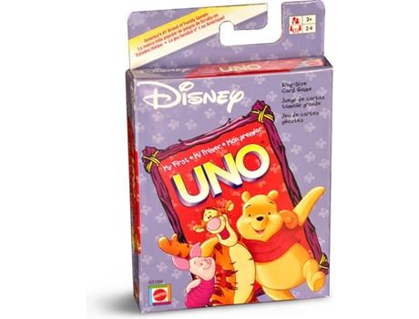 Mattel - Jogo de Cartas MATTEL 54480 (Idade Mínima: 3)