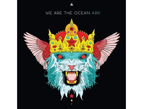 CD We Are The Ocean - Ark