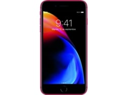 Smartphone APPLE iPhone 8 Plus 256GB Vermelho SE — iOS 11 | 5.5'' | A11 Bionic