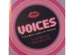 CD Voices The First Ladies Of Trance