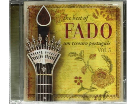 CD Best of Fado - Vol. 5 — Fado
