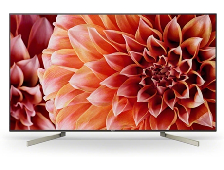 TV 55'' 4K Ultra HD Sony KD55XF9005BAEP — 4K Ultra HD| 55''| B