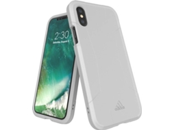 Capa ADIDAS Agravic iPhone X Branco — Compatibilidade: iPhone X