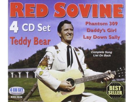 CD Red Sovine - 40 Songs