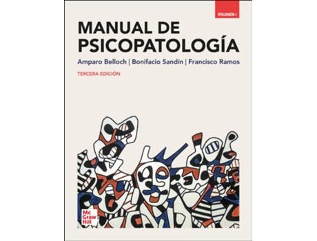 MC GRAW HILL INTERAMERICANA - Livro Manual De Psicopatologia, Vol I de Amparo Belloch (Espanhol)