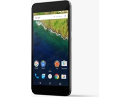 Smartphone HUAWEI Nexus 6P 64 GB Cinza — Android 6.0 | 5.7'' | Octa-core 2.0 GHz | 3GB RAM