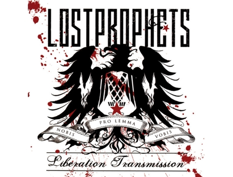 CD Lostprophets - Liberation Transmission