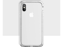 Capa ITSKINS Supreme iPhone X Branco — Compatibilidade: iPhone X