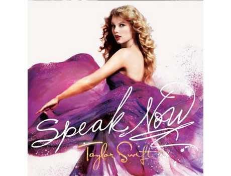 CD Taylor Swift - Speak Now — Pop-Rock